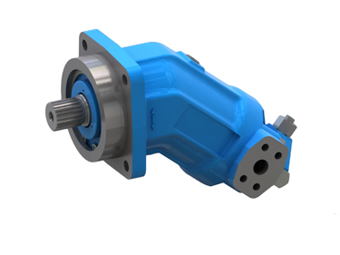 Гидромотор 410.2.107 с блоком прополаскивания Фотография 1