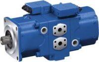Гидронасос Bosch Rexroth A20VO60 регулируемый двойной