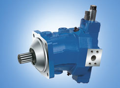 Гидромотор Bosch Rexroth A6V55 Фотография 1