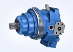 Гидромотор Bosch Rexroth A6VE/71 55 Фотография 1