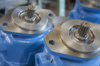 Гидромотор MT/B 250