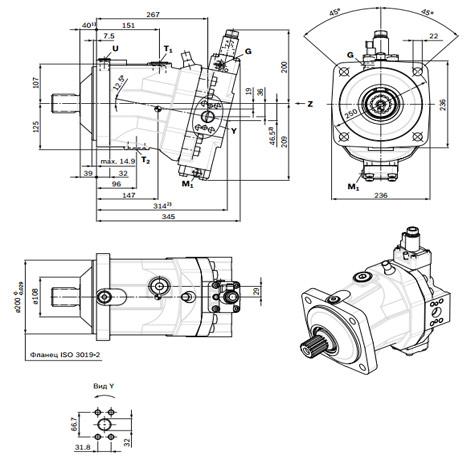 gidromotor_A6VM200